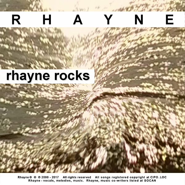 Rhayne Rocks or Rayne Rocks